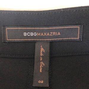 BCBG stretch wool pant! Never worn